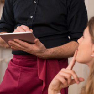 curso de atención al cliente en restaurantes