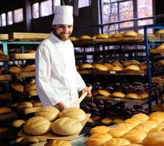 estudiar curso de panadería