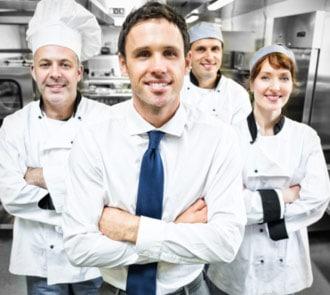 estudiar curso encargado de restaurante