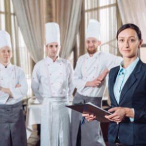Máster en Jefe de Sala de restaurantes