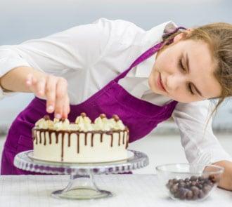 estudiar máster en pastelería y repostería