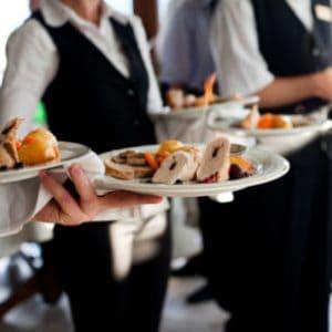 curso servicio de bebidas y comidas