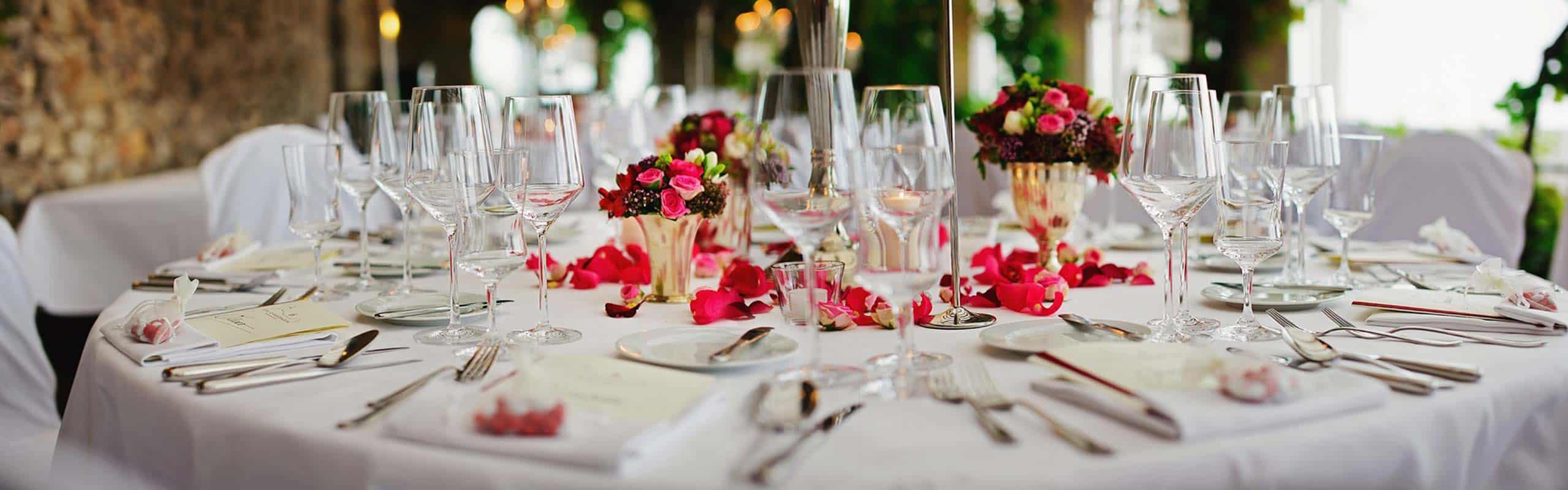 Descubre como se organiza unas bodas de plata