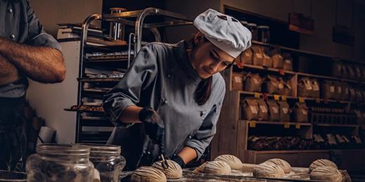Descubre el curso panadería y sé un maestro panadero