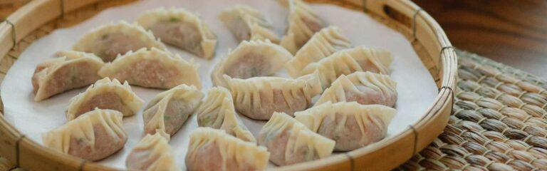Cómo hacer dumplings caseros