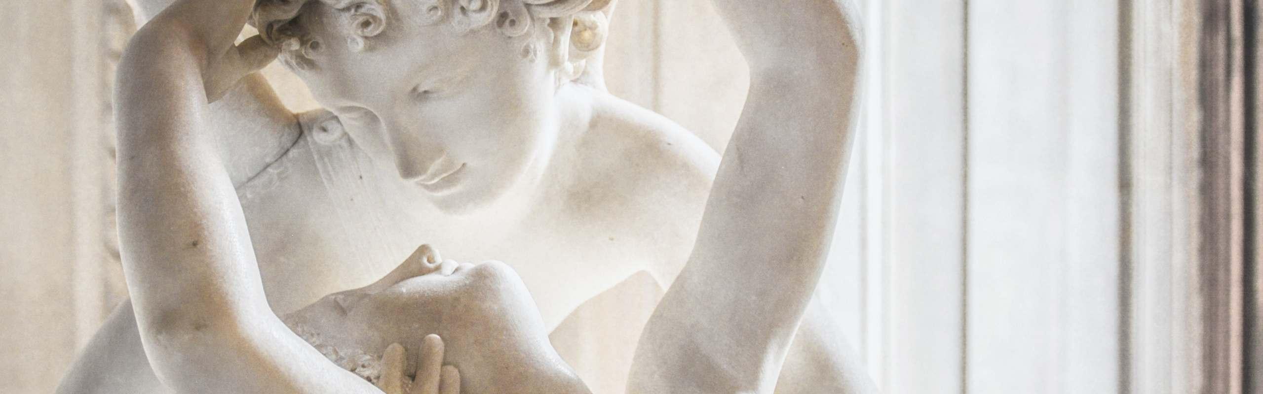 Descubre estas esculturas famosas: el rapto de las sabinas y el pensador